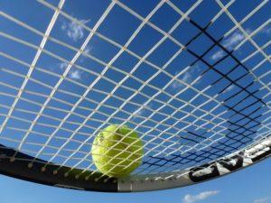 Head-Tennisschläger-Saite