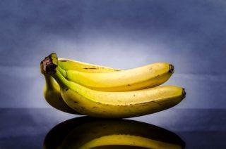 Sportnahrung Ernährung Tennis Sport Banane