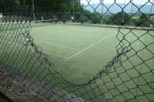 Tennis Hybridsaiten Tennissaiten