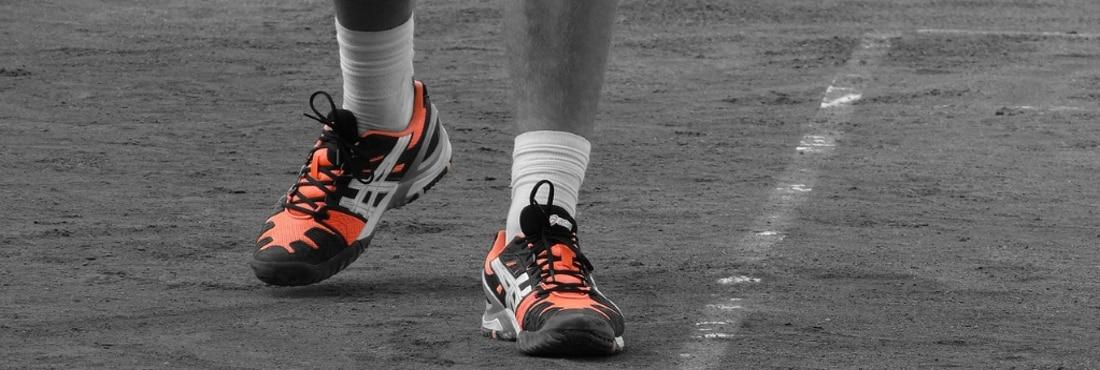 Tennisschuhe Herren Asics